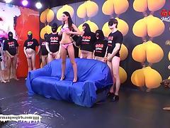 The Best Anal slut July Sun - Behind the Scenes - German Goo Girls