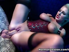 Georgie Lyall in Pussy Slamming Dominatrix - HarmonyVision