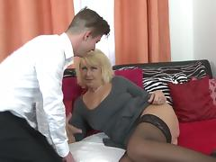 Mom and Boy, 18 19 Teens, Adorable, Amateur, Horny, Mature