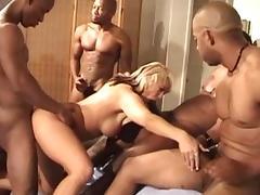 Exotic pornstar Chennin Blanc in horny big dick, blonde adult video