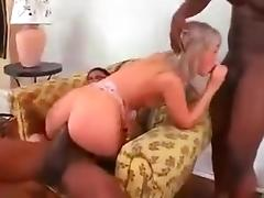 Black, Anal, Black, Blonde, Ebony, Interracial
