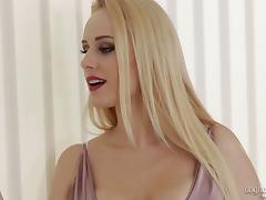 Angel Wicky seduced a handsome handyman for a great fuck