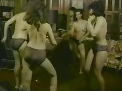 American, American, Classic, Group, Orgy, Softcore