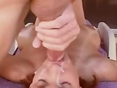 10 Amateur mouth cumshots vol. 6