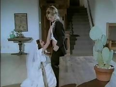 Bride, Babe, Bride, Fingering, Lesbian, Lick