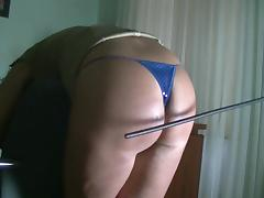 Caning, Amateur, BDSM, Caning, Fucking, Punishment