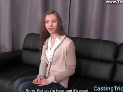 Banging, Amateur, Audition, Banging, Casting, European