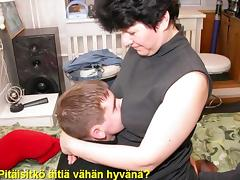 Mommy, Finnish, Mature, Mom, Russian, Mother