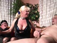 Big Cock, Big Cock, Big Tits, Blonde, Boobs, German