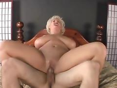 Hottest pornstar Claudia Marie in best cunnilingus, swallow porn movie