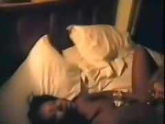 Exotic Amateur clip with Lesbian scenes