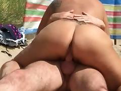 Beach, Beach, Fucking, Hardcore, Outdoor, Pornstar