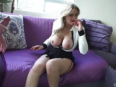 All, Big Tits, Blowjob, Couple, Cowgirl, Doggystyle