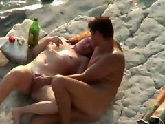 Beach, BBW, Beach, Chubby, Chunky, Fat