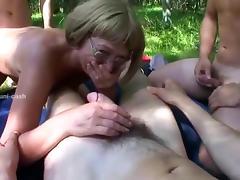 Mom and Boy, 18 19 Teens, Amateur, Exotic, Gangbang, Mature
