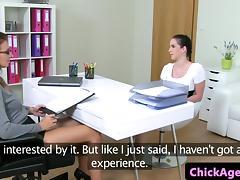 Casting, Audition, Casting, Dildo, European, Pussy