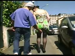 Reality, Couple, French, Horny, Naughty, Nylon