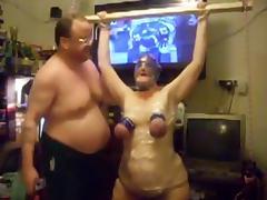 Bound, Amateur, BBW, BDSM, Big Tits, Bondage