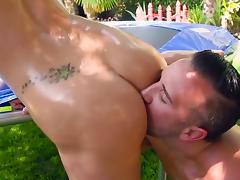 All, Big Tits, Blonde, Blowjob, Cumshot, Extreme