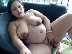 BBW, Amateur, BBW, Big Tits, Masturbation, Solo