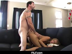 Caught, Blonde, Caught, Doggystyle, Hardcore, HD