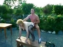 Big Tits, Amateur, Big Tits, Doggystyle, Homemade, Outdoor
