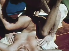Seka Pounded by John Holmes' Monster Dick 1970