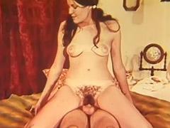 Historic Porn, Blonde, Blowjob, Brunette, Classic, Cumshot