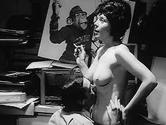 Nasty Drunk Brunette is so Smooth 1960