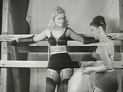 1950, Amateur, Classic, Lesbian, Toys, Vintage
