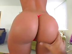 Hot banging with Naomi and her fluffy ass will make your dick bigger