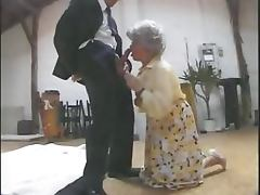 Mother, Aged, Banging, Classic, European, Facial