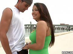 Big Tits Slut Miami Certified Hot Blowjob Action