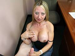 Blonde MILF Seduces Her Friends Son video