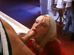 All, Banging, Blonde, Blowjob, Close Up, Cum in Mouth