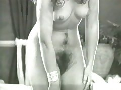 Mature, Aged, Hairy, Mature, Shave, Stockings