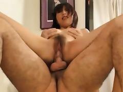 Extreme japanese anal hairy deepfucking