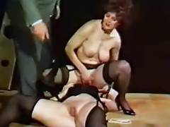 Vintage Teen, BDSM, Big Tits, Blonde, Domination, German