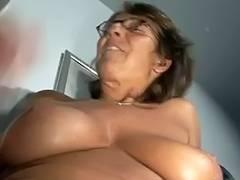 Granny, Granny, Mature, Solo, Granny Big Tits