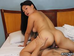 Uncensored, Asian, Cute, Penis, POV, Riding