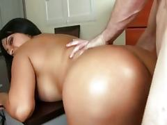 Office, Ass, Big Ass, Big Tits, Blowjob, Boobs
