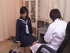 Doctor, 18 19 Teens, Asian, Doctor, Fingering, Gyno