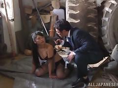 Japanese, Asian, Big Tits, Boobs, Bra, Cougar