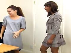 Interracial, Interracial, Lesbian