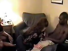 Mechelle Black Threesome Fun