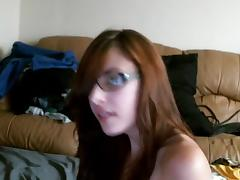 Choking, Amateur, Choking, Deepthroat, Gagging, Webcam