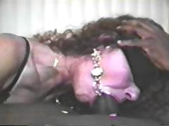 Black Mature, Amateur, Black, Blindfolded, Cuckold, Cum
