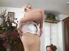 Cuckold bisex action with a lot of banging