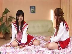 Japanese, 18 19 Teens, Asian, Costume, Japanese, Lesbian