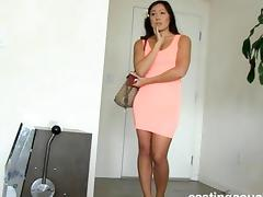 Audition, Amateur, Audition, Big Cock, Blowjob, Casting